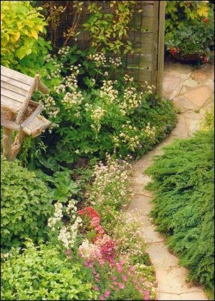 О сайте и садовом дизайне