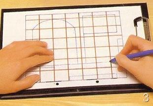 Этапы изготовления чертежа