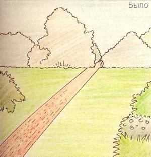 Дизайн дорожки на участке