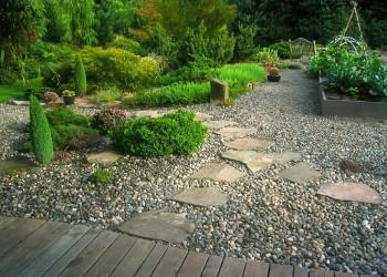 Садовое покрытие