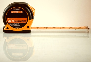 Рулетка - измеряем участок