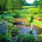 Классический сад или сад свободной планировки?
