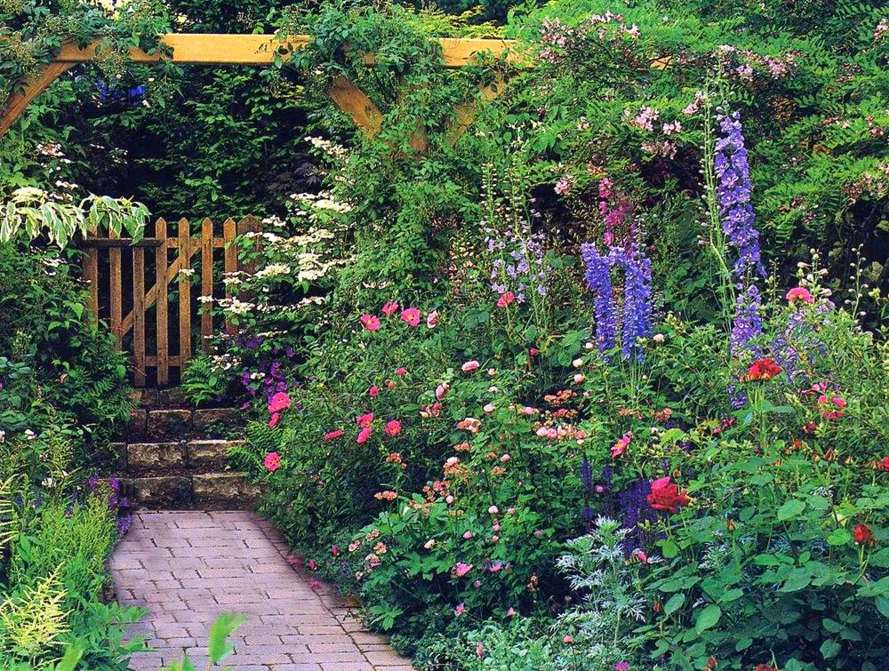 клумбы и рабатки цветники в дизайне участка садовый дизайн и
