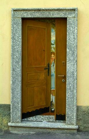 Дверь-иллюзия