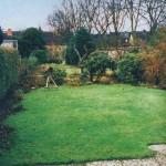 Что посадить вокруг газона