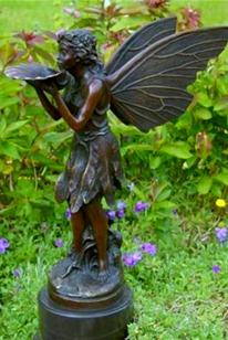 Садовая скульптура в стиле модерн